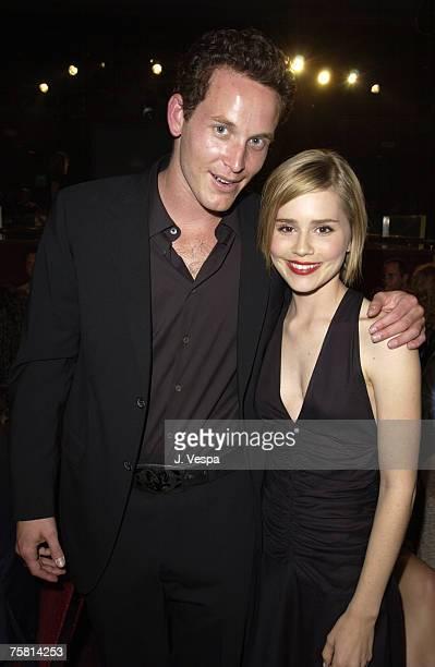 Cole Hauser and Alison Lohman