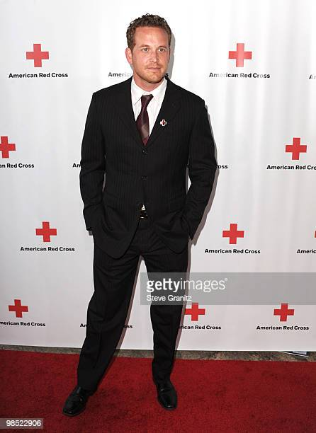 Cole Hauser attends The American Red Cross Red Tie Affair Fundraiser Gala at Fairmont Miramar Hotel on April 17 2010 in Santa Monica California