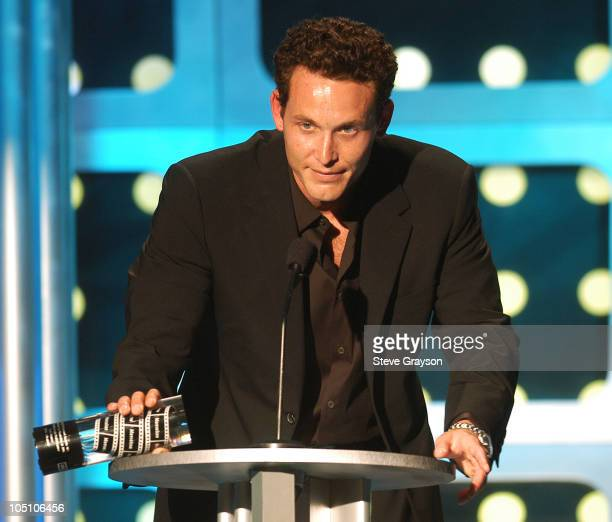Cole Hauser during AMC Movieline's Hollywood Life Magazine's Young Hollywood Awards Show at El Rey Theatre in Los Angeles California United States