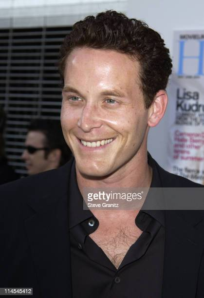 Cole Hauser during AMC Movieline's Hollywood Life Magazine's Young Hollywood Awards 2003 at El Rey Theatre in Los Angeles California United States