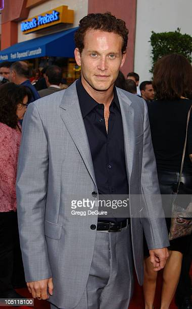 Cole Hauser during The World Premiere Of 2 Fast 2 Furious Arrivals at Universal Amphitheatre in Universal City California United States
