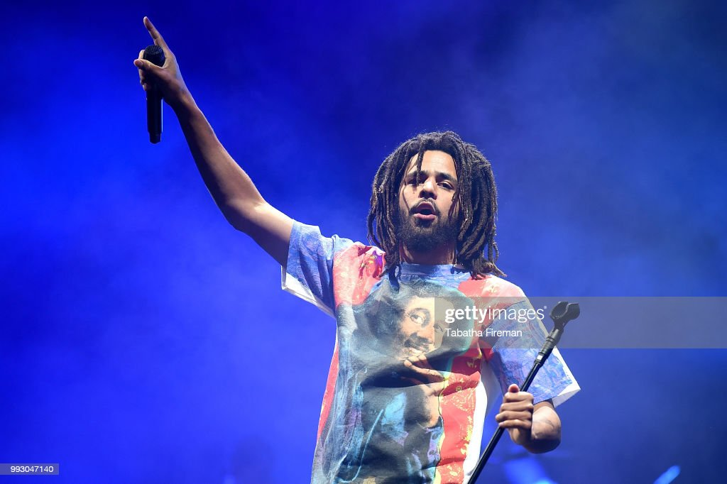 Wireless Festival 2018 : News Photo