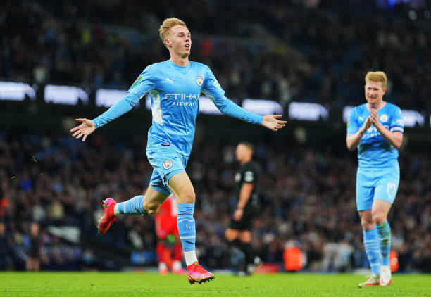 GBR: Manchester City v Wycombe Wanderers F.C. - Carabao Cup Third Round