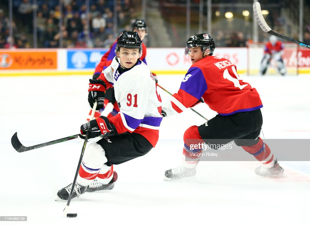 2020 CHL/NHL Top Prospects Game : Foto jornalística