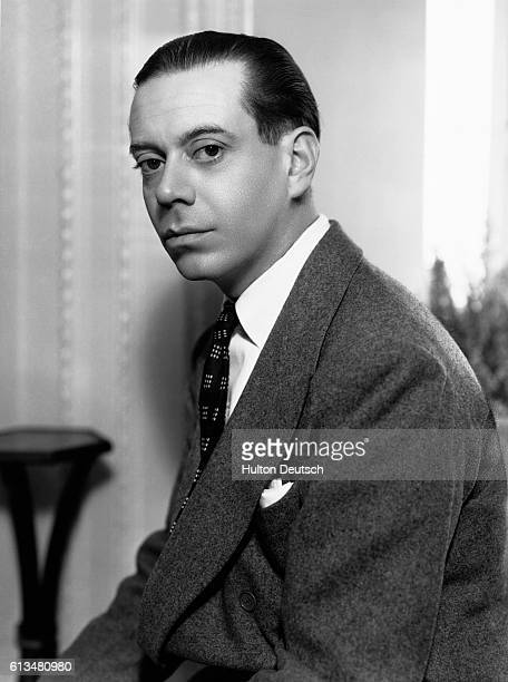 Cole Porter the American song writer and composer best known for songs such as Kiss Me Kate CanCan and Night and Day