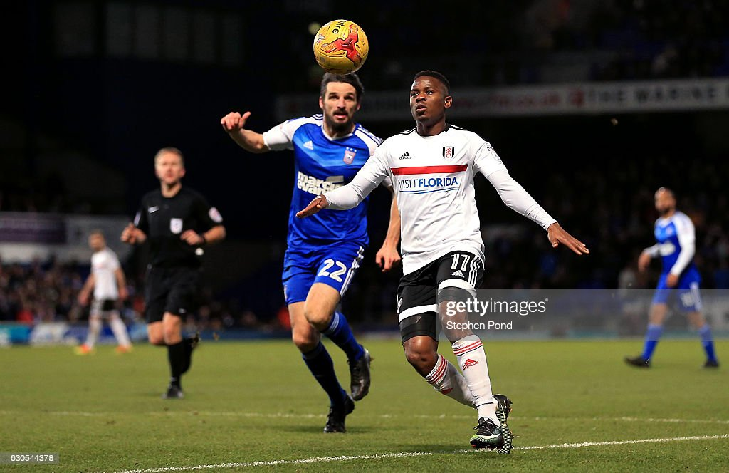 Ipswich Town v Fulham - Sky Bet Championship