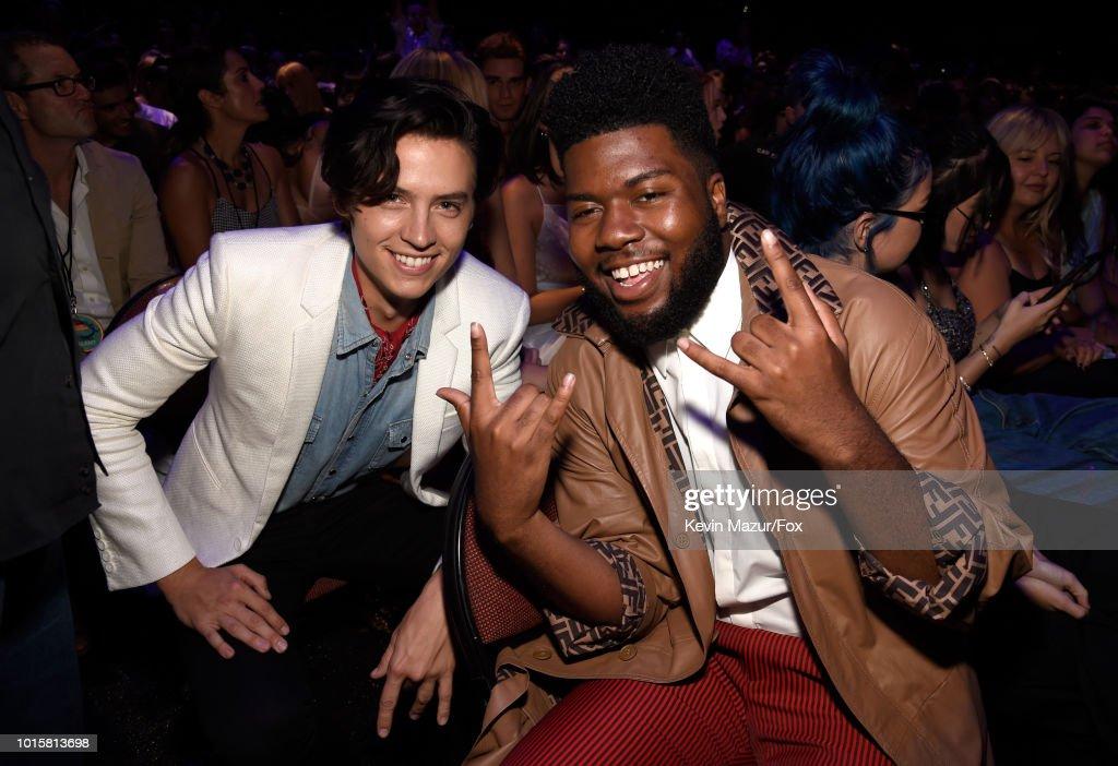 FOX's Teen Choice Awards 2018 - Inside : News Photo
