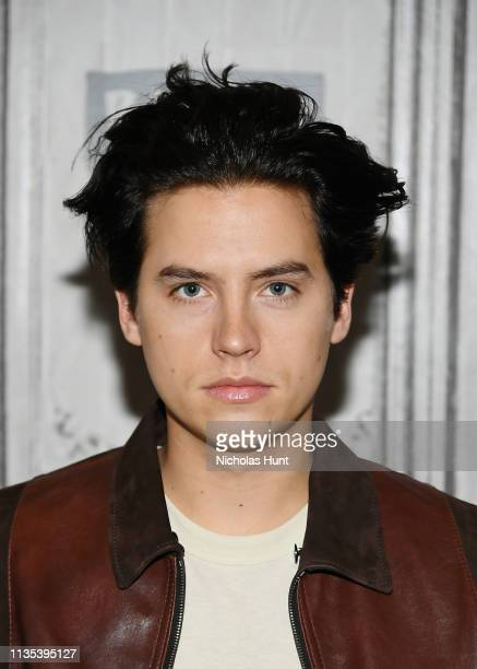 Cole Sprouse visits Build to discuss Five Feet Apart at Build Studio on March 12 2019 in New York City