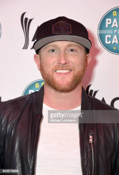 Cole Swindell attends ACM Stories Songs Stars A Songwriter's Event Benefiting ACM Lifting Lives at The Joint inside the Hard Rock Hotel Casino on...