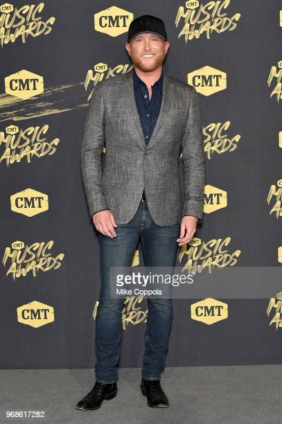 Cole Swindell attends the 2018 CMT Music Awards at Bridgestone Arena on June 6 2018 in Nashville Tennessee