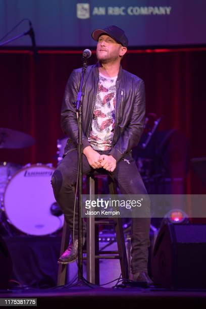 Cole Swindell performs during the Nashville Songwriters Awards 2019 at Ryman Auditorium on September 17 2019 in Nashville Tennessee