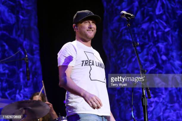 Cole Swindell performs onstage during the 6th Annual Georgia On My Mind presented by Gretsch at Ryman Auditorium Nashville on July 17 2019 in...