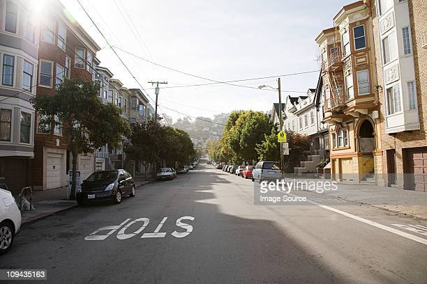 Cole Valley, San Francisco, California, USA