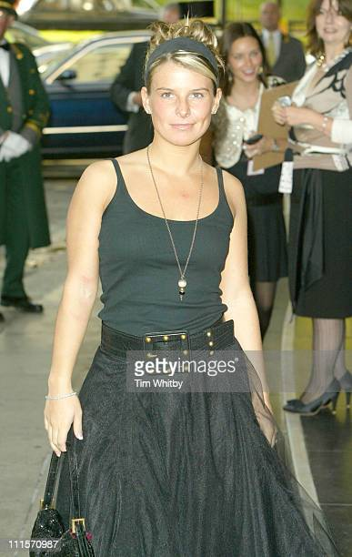 Coleen McLoughlin during 2005 Closer's Young Heroes Awards at The Dorchester in London Great Britain