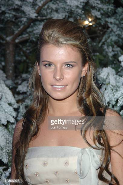 Coleen McLoughlin during 'The Chronicles of Narnia The Lion The Witch and the Wardrobe' London Premiere After Party at Kensington Gardens in London...