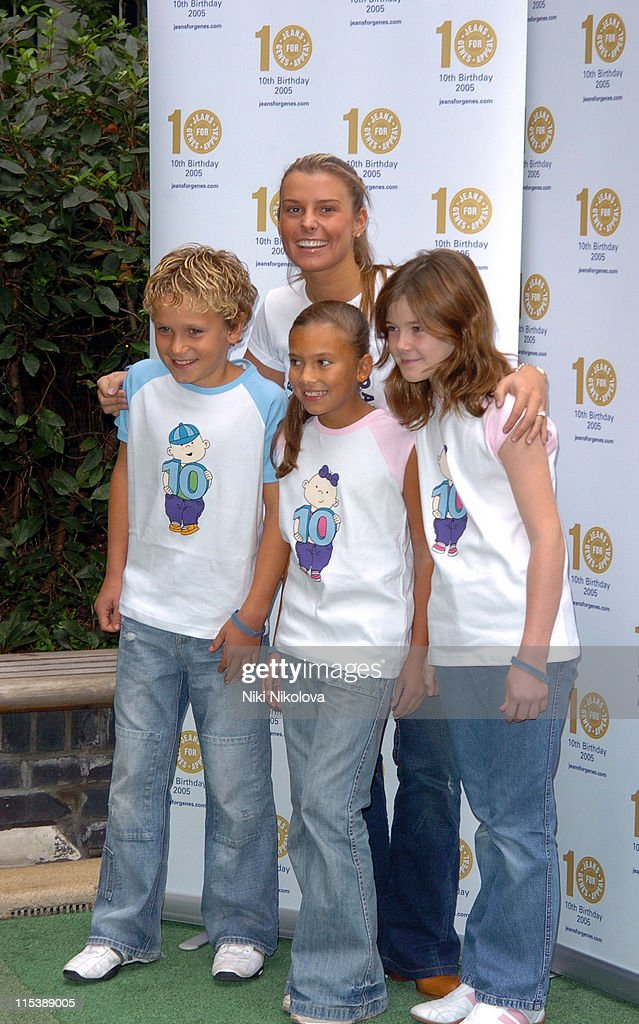 Jeans for Genes 2005 - Press Launch and Photocall
