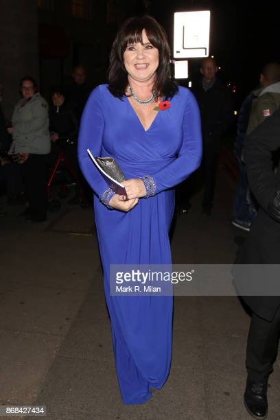 Coleen Nolan attending the Pride of Britain Awards on October 30 2017 in London England