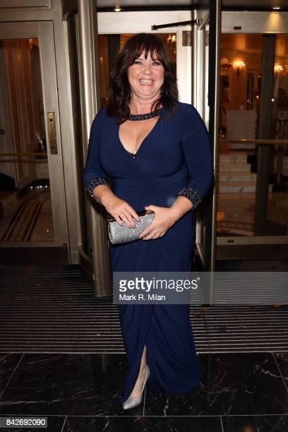 Coleen Nolan attending the TV choice awards on September 4 2017 in London England