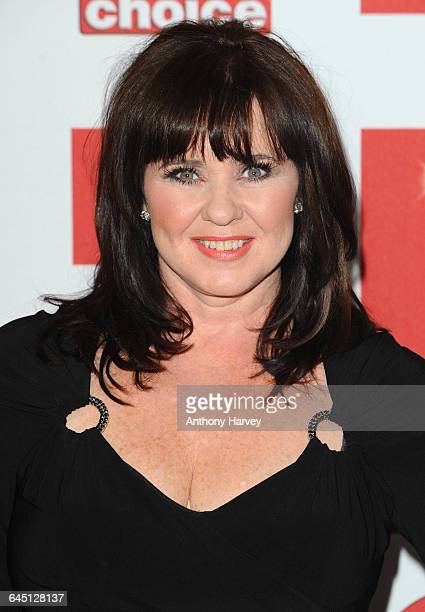 Coleen Nolan attends the TVChoice Awards on September 10 2012 at the Dorchester Hotel in London