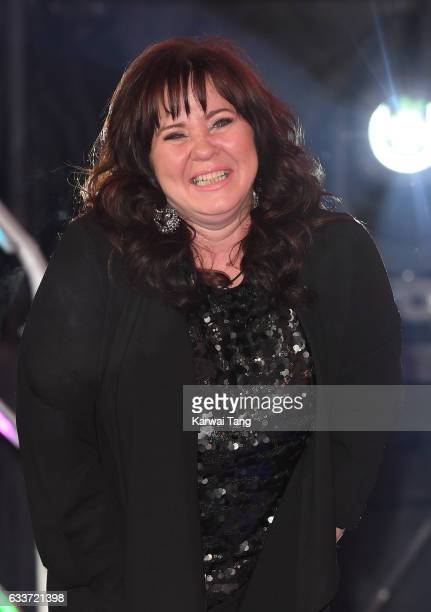Coleen Nolan is crowned the winner of Celebrity Big Brother on February 3 2017 in Borehamwood United Kingdom