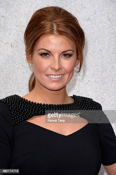 Coleen Rooney attends the Tesco Mum of the Year awards at The Savoy Hotel on March 23 2014 in London England