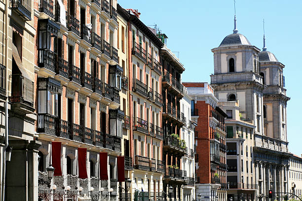 Colegiata de Sand Isidro, Plaza Mayor, Madrid
