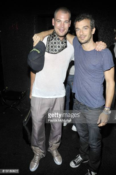 Coleman and Alex Lasky attend THE CINEMA SOCIETY 2IST Host The After Party for 'TWELVE' at Le Bain at The Standard Hotel on July 28 2010 in New York...