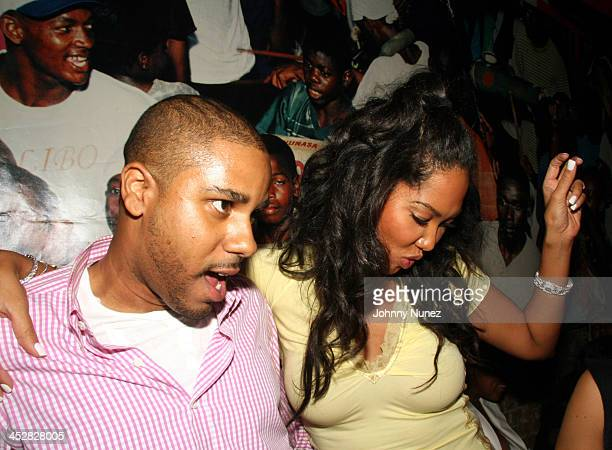 Coleman and Kimora Lee Simmons during BJ Coleman Birthday Party Hosted by Unik and Joyce Sevilla at Hotel Gansevort in New York City, New York,...