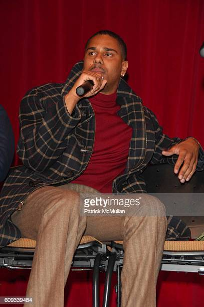 Coleman attends New Yorkers for Children hosts Network to Success HipHop Panel for NY Youth in Foster Care at NYU Kimmel Center NYC on January 17 2007