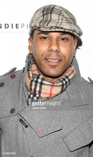 BJ Coleman attends the Shooting Star The Rise of Hip Hop Photographer Johnny Nunez DVD release party at Veranda on December 8 2010 in New York City