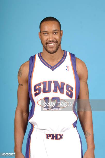 Coleman Collins of the Phoenix Suns poses for a portrait during NBA Media Day on September 29 at US Airways Center in Phoenix Arizona NOTE TO USER...