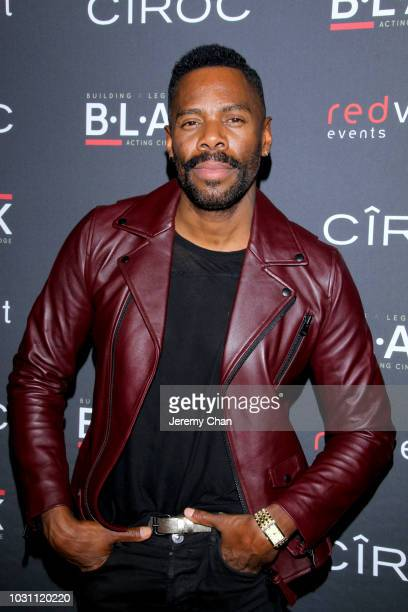 Coleman Domingo attends Stephan James And Shamier Anderson Host Third Annual BLACK Ball at TIFF Bell Lightbox on September 10 2018 in Toronto Canada