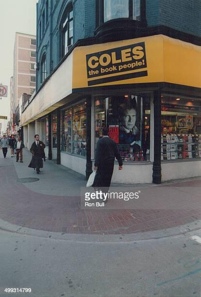 Coles book store 726 Yonge St