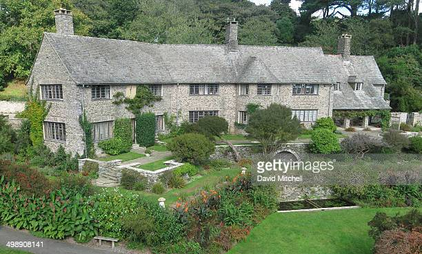 Coleton Fishacre is a property consisting of a 24-acre garden and a house in the Arts and Crafts style, situated in Kingswear, Devon, England. The...