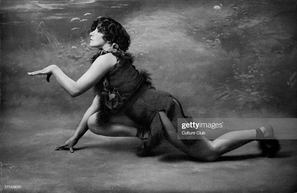 Colette - 1906 : News Photo