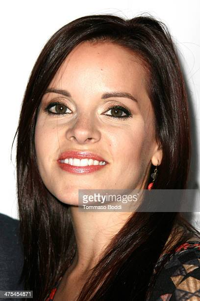 Colette Carl attends the USIreland alliance preAcademy Awards event held at Bad Robot on February 27 2014 in Santa Monica California