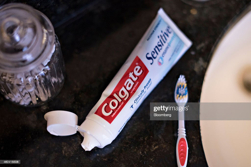Colgate-Palmolive Co. Products Ahead of Earnings Data : News Photo