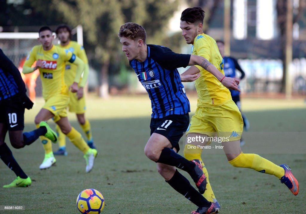 FC Internazionale U19 v SSC Napoli U19 - Serie A Primavera