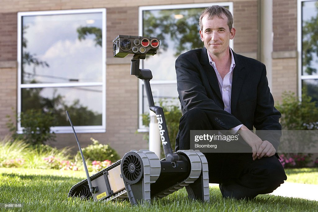 Image result for Colin Angle a CEO of iRobot