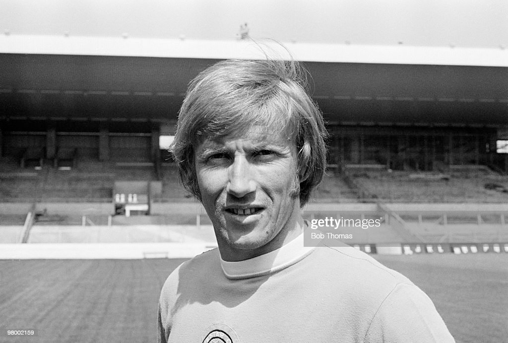 Colin Bell  -  Manchester City : News Photo