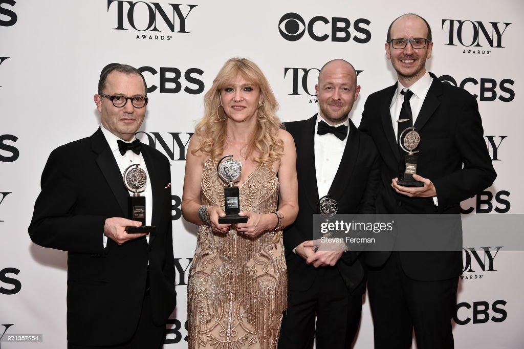 2018 Tony Awards - Media Room