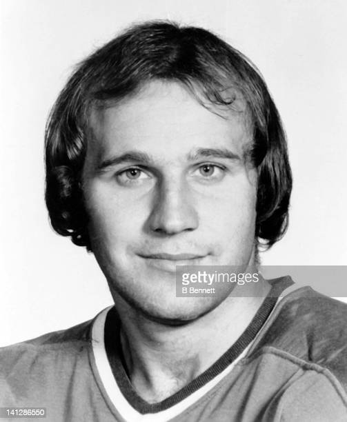 Colin Campbell of the Pittsburgh Penguins poses for a portrait in September 1977 in Pittsburgh Pennsylvania