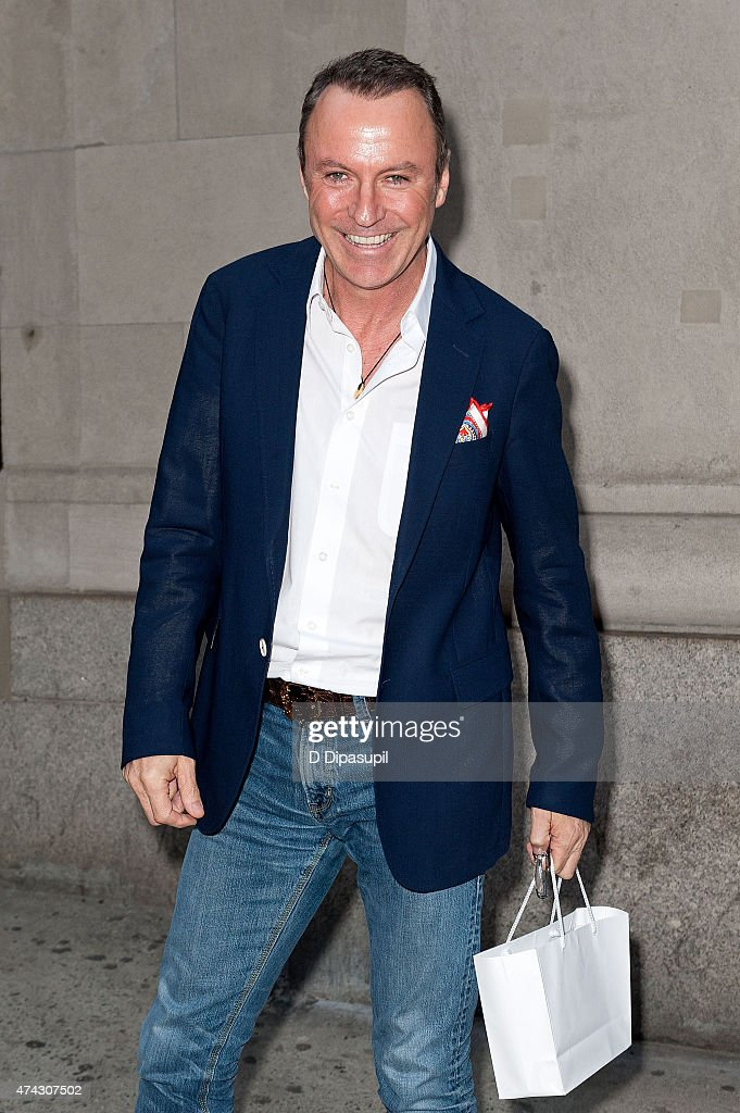 The Javier Gomez Collection For Fendi Private Party - Outside Arrivals : News Photo