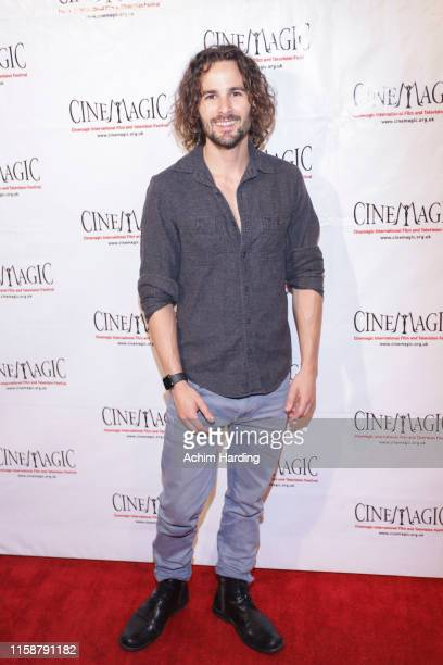 Colin Deane attends the 30th Anniversary Of The CineMagic Charity Gala at The Fairmont Miramar Hotel & Bungalows on June 27, 2019 in Santa Monica,...