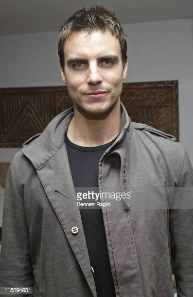 Colin Egglesfield during Macia Tovsky's 17th Annual Day Time Soaps Pre-Emmy Party - April 19, 2006 at Nikki Beach Manhattan in New York, New York,...