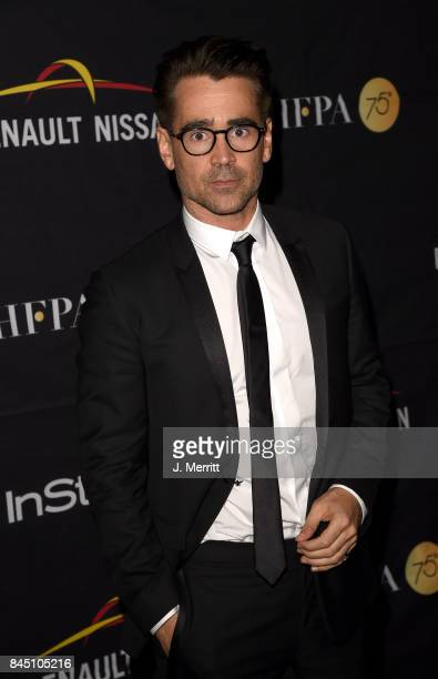 Colin Farrell attends The Hollywood Foreign Press Association and InStyle's annual celebrations of the 2017 Toronto International Film Festival at...