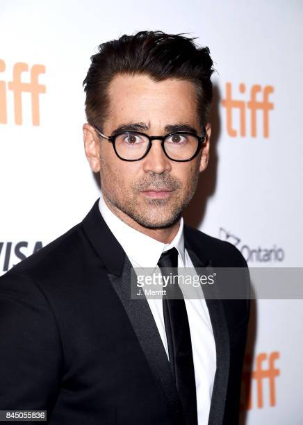 Colin Farrell attends 'The Killing of a Sacred Deer' premiere during the 2017 Toronto International Film Festival at The Elgin on September 9 2017 in...