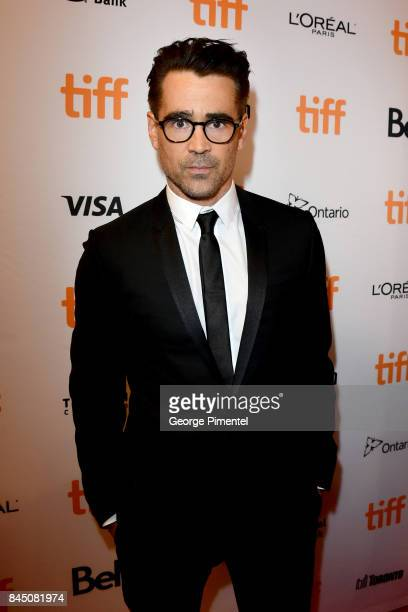 Colin Farrell attends The Killing of a Sacred Deer premiere during the 2017 Toronto International Film Festival at The Elgin on September 9 2017 in...