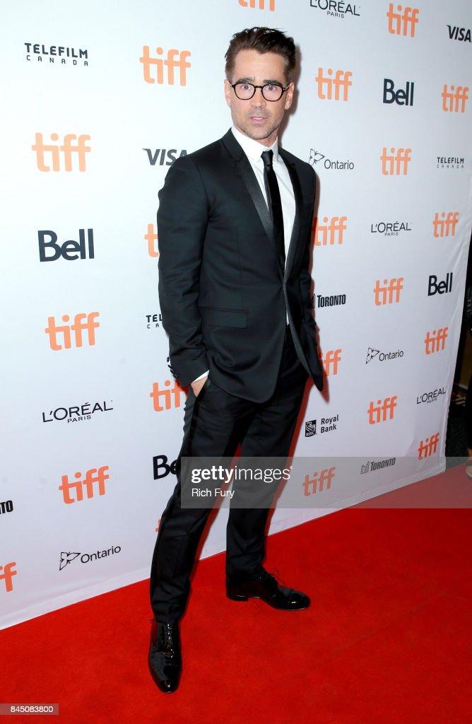 "2017 Toronto International Film Festival - ""The Killing Of A Sacred Deer"" Premiere : News Photo"