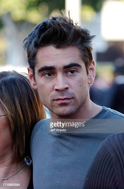 Colin Farrell during Daredevil Premiere at Mann Village in Los Angeles CA United States